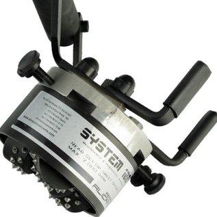 IN2-CONCRETE Bush hammer tool M14 - Système 100