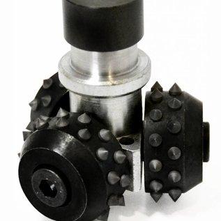 IN2-CONCRETE Bush hammer tool M14 - Systeem 100