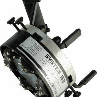 IN2-CONCRETE Bush hammer tool M14 - System 150