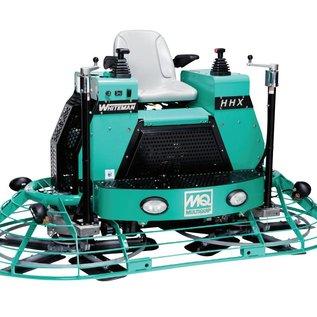 Whiteman Whiteman HHXDF5 ride-on power trowel machine