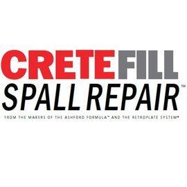 CureCrete CreteFill Spall Repair