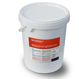HEBAU Microgel - Gör Syratvättade Betongytor