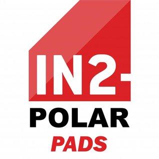 IN2-CONCRETE IN2-Polar Pads - kunststofgebonden polijstpads voor nat en droog gebruik