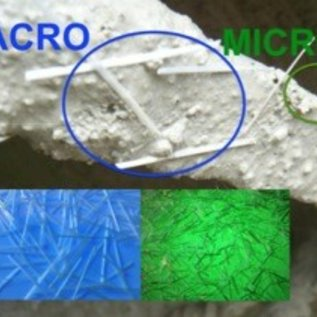 anti-CRAK Glasfiberarmering Owens Corning anti-CRAK HP 67/36  för betong