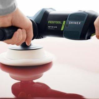 Verhuur Festool Rotatiepolijstmachine RAP 150-14 FE SHINEX