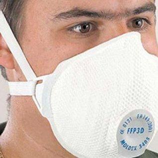 Moldex Moldex Masque Anti-poussière Jetable Classic FFP3