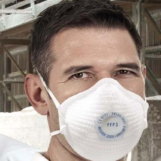 Moldex Moldex Disposable Respirator Classic FFP3