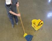 Nettoyage de béton