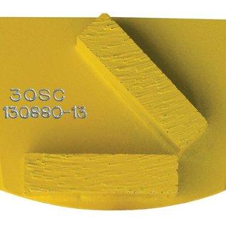Superabrasive SUPERABRASIVE QuickChange Two Segment Traps