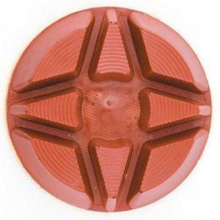 Superabrasive NATO dry and wet polishing disc 81,5mm - 12 mm