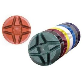 Superabrasive NATO polishing disc  DRY AND WET