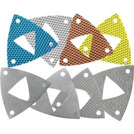Superabrasive CornerPro triangle pad