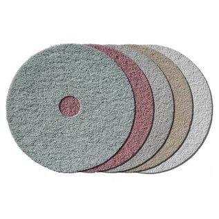 Superabrasive ShinePro Onderhoud Pads - PRIJS VOOR DOOS VAN 5 PADS