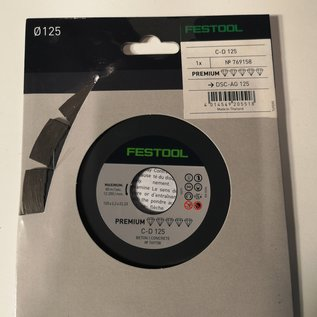 Festool C-D 125