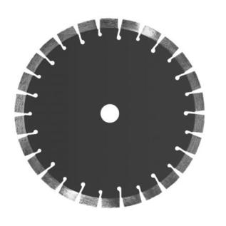 Disque de tronçonnage diamant C-D 125 PREMIUM