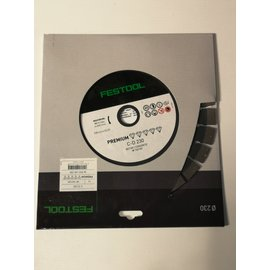 Festool Diamond cutting disc C-D 230 PREMIUM