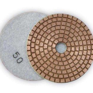 Superabrasive 3N Disques de polissage en cuivre