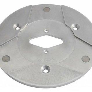 Superabrasive Lavina QuickChange adapterplaten voor LAVINA PRO of oudere machines