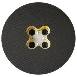 Superabrasive QuickChange Foam Plate