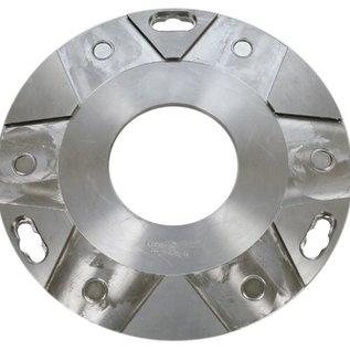 Superabrasive QuickChange-hållarplatta för HUSQVARNA-maskiner