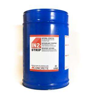 IN2-CONCRETE IN2-STRIP - Naturlig avfettningsmedel för tuffa fläckar och härdande föreningar