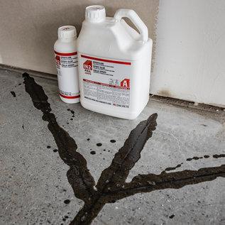 IN2-CONCRETE IN2-FILL JOINTS - Adhésif époxy liquide à deux composants pour le remplissage des joints et des fissures sur les sols en béton