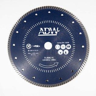ADW ADW Turbo-K Zaagblad