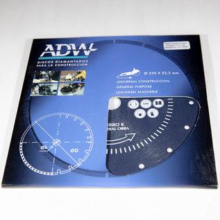 ADW ADW Turbo-K sågklinga