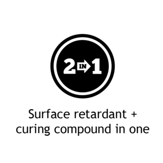 IN2-CONCRETE IN2-WASHOUT+ | Budget friendly surface retardant for exposed aggregate concrete