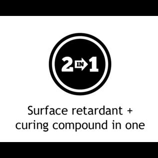 IN2-CONCRETE IN2-WASHOUT+ | Budgetvänligt retarderande tillsatsmedel för synlig betong med aggregat