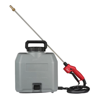 Milwaukee Back Sprayer M18™ SWITCH TANK™