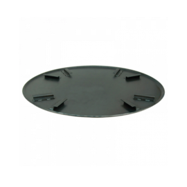 Power trowel pan