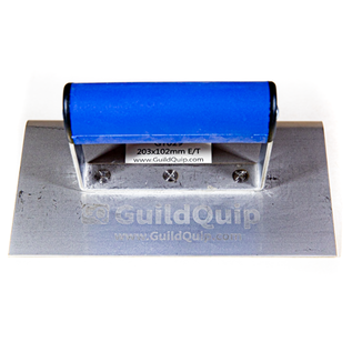 Whiteman Whiteman Blue Steel Hand Edger - finishing tools for concrete