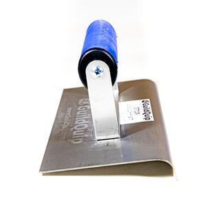 Whiteman Whiteman Blue Steel Hand Edger - outils de finition pour béton