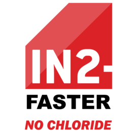 IN2-CONCRETE IN2-FASTER No chloride