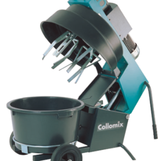 collomix Collomix Forced-action mixer