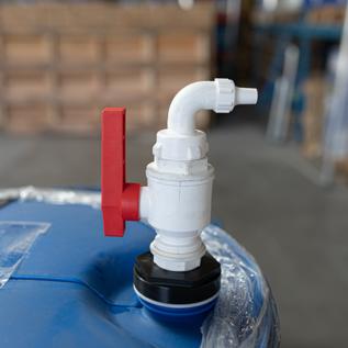 IN2 Adapteur + robinet 200L barril