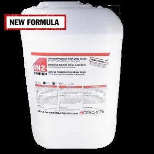 """IN2-CONCRETE IN2-FINISH - """"Finishing"""" hjälpmedel med kolloidal kiseldioxid för betong"""