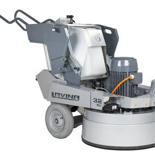 Lavina Lavina L32 Elite reeks schuurmachines voor beton