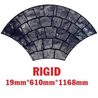 IN2-CONCRETE IN2-PRINT betong stämpel (fläkt stil)