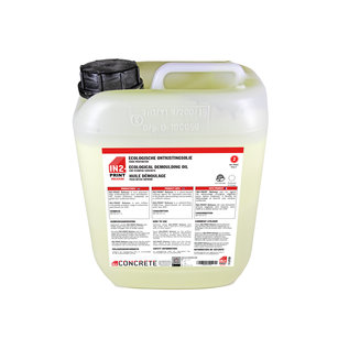 IN2-CONCRETE Demoulding oil for stamped concrete