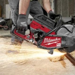 Milwaukee MX Fuel Slijpmachine op batterijen 350mm