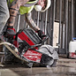 Milwaukee MX Fuel Battery powered Cut off saw  350mm