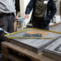 IN2-CONCRETE IN2-ACADEMY - Opleiding Terrazzomengsels en plaatsen - 23/10/2020 (Oosterzele) - UITGESTELD