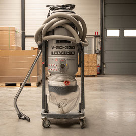 IN2-CONCRETE 2nd hand V20 Vacuum cleaner