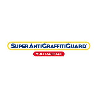 Super Antigraffiti Guard - Anti-graffiti fläckstoppare för alla substrat