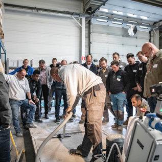IN2-CONCRETE-ACADEMY Opleiding Beton Schuren en Polijsten - 19/11/2020