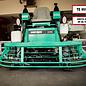 Whiteman Multiquip Whiteman LD6 double 90 cm ride-on power trowel