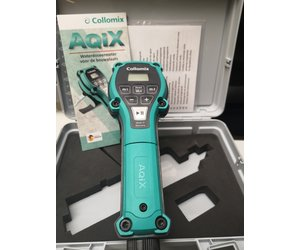Collomix eau dosiergerät aqix eau mesurer doser sans fil pour mixeur