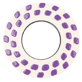 Superabrasive V-harr ringen